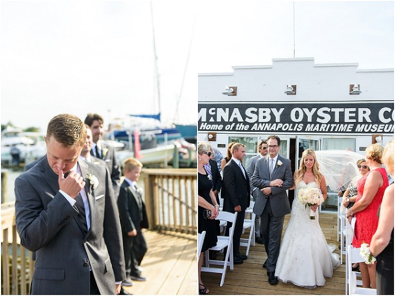 Annapolis Maritime Museum Wedding 58