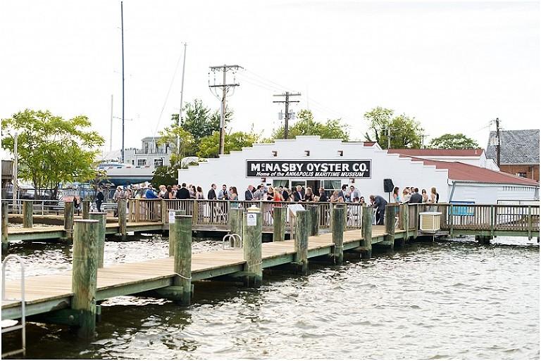 Annapolis Maritime Museum Wedding 77