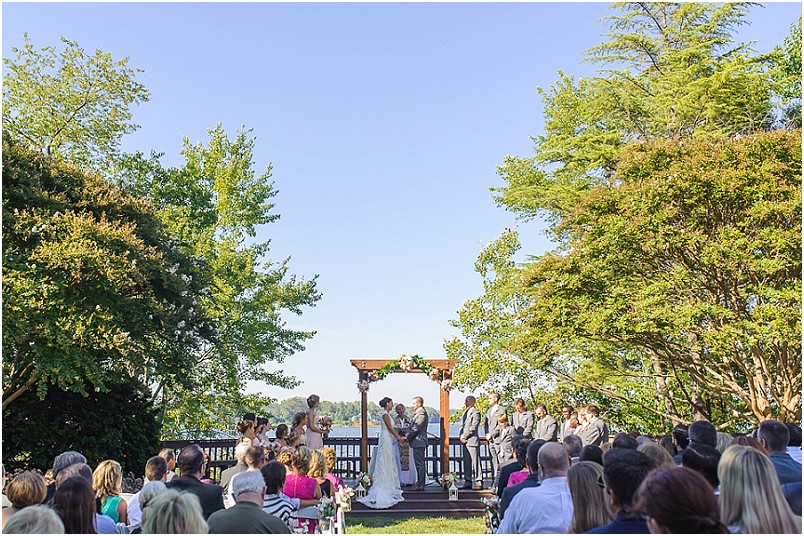 Krista Eric Historic London Town And Gardens Wedding Lauren C Photography Maryland Wedding