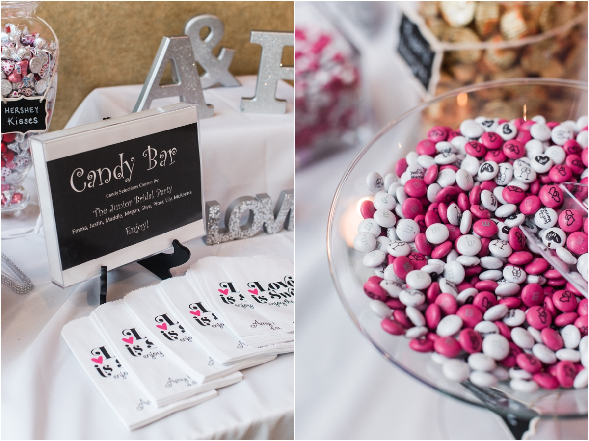 Amy + Ryan : Hunt Valley Country Club Wedding - Lauren C Photography ...